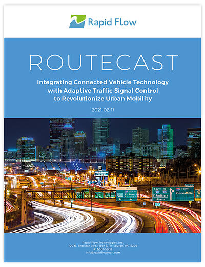 Routecast whitepaper cover